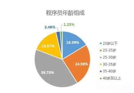 2017年中国程序员调查分析:大数据备受欢迎