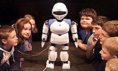 新京报:培训6岁孩子编程,不是人工智能是人工忽悠